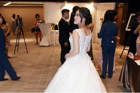 台北新板希爾頓酒店攝影婚禮紀錄文定結婚儀式午宴婚錄平面攝影