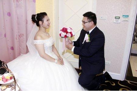星靚點花園飯店文定結婚儀式午宴動態錄影平面攝影婚攝婚錄