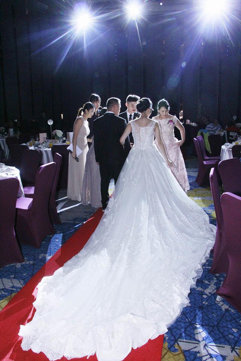 #蜜月婚禮記錄全職專業動態錄影平面拍照