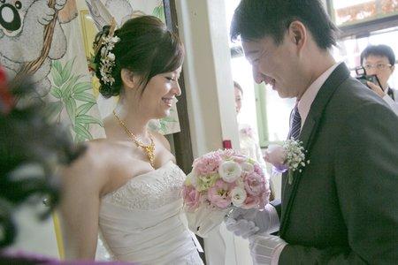 高雄自然系女婚攝(心之谷攝影工作室)-迎娶精選