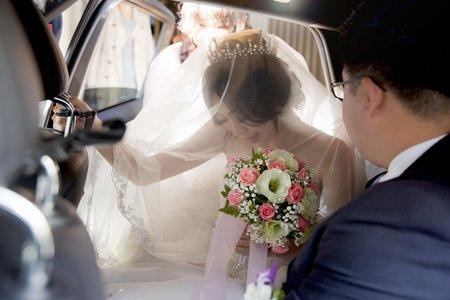 高雄自然系女婚攝(心之谷攝影工作室)-禮車故事