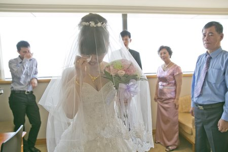 高雄自然系女婚攝(心之谷攝影工作室)-迎娶-高雄寒軒國際