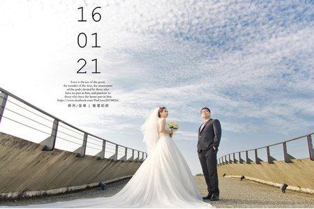 榮芳&姿華 [永康情定婚宴城堡]