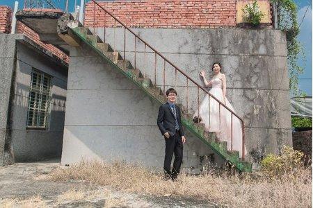 久慶&舒惠 [台南善化大成庭園餐廳]
