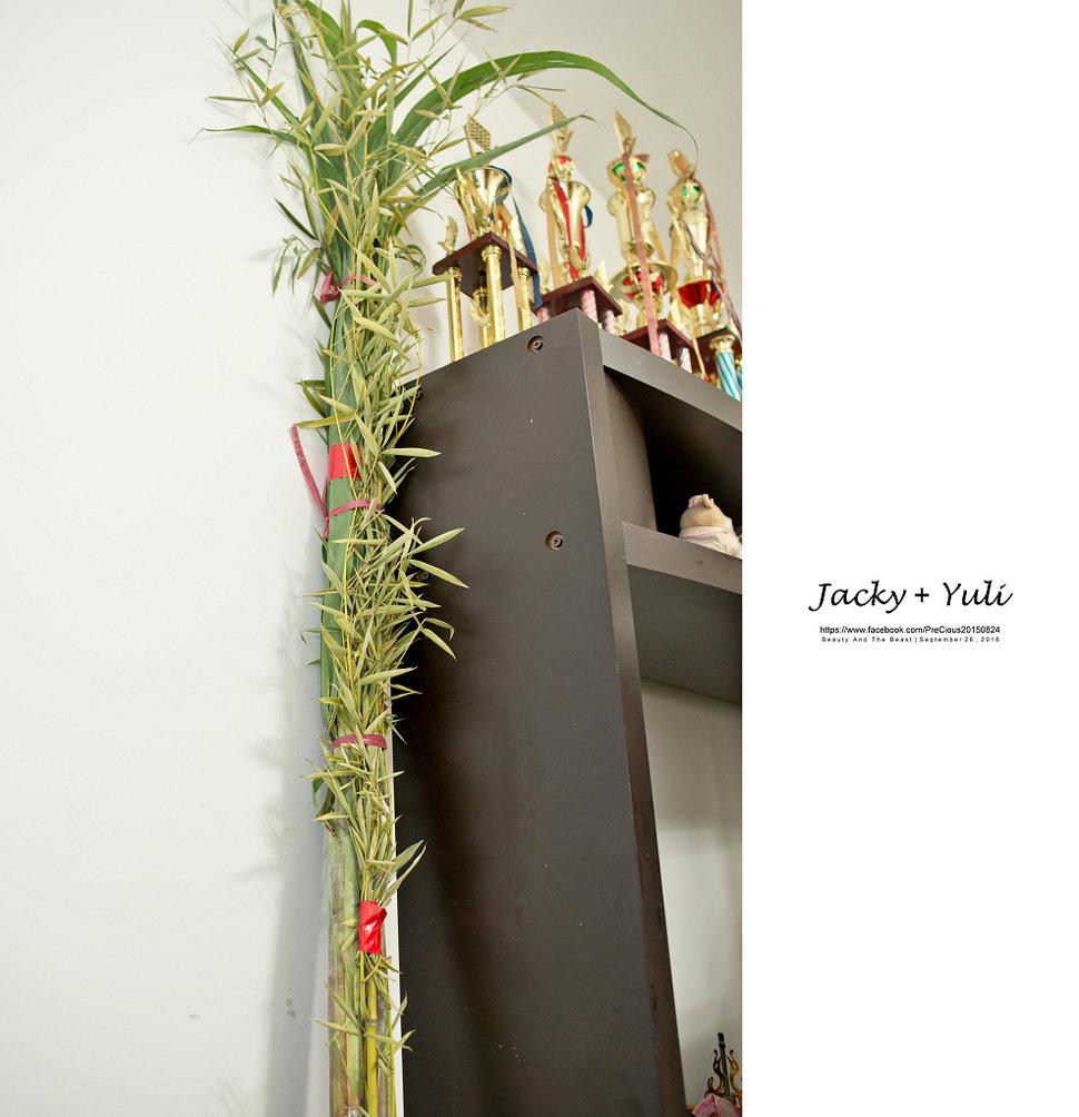 最真實的歡笑與淚水 [Jacky & Yuli 新莊新農園會館](編號:427815) - PreCious波克婚禮攝影工作室 - 結婚吧一站式婚禮服務