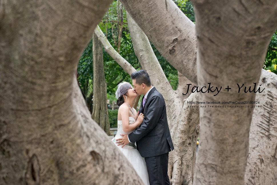 最真實的歡笑與淚水 [Jacky & Yuli 新莊新農園會館](編號:427817) - PreCious波克婚禮攝影工作室 - 結婚吧