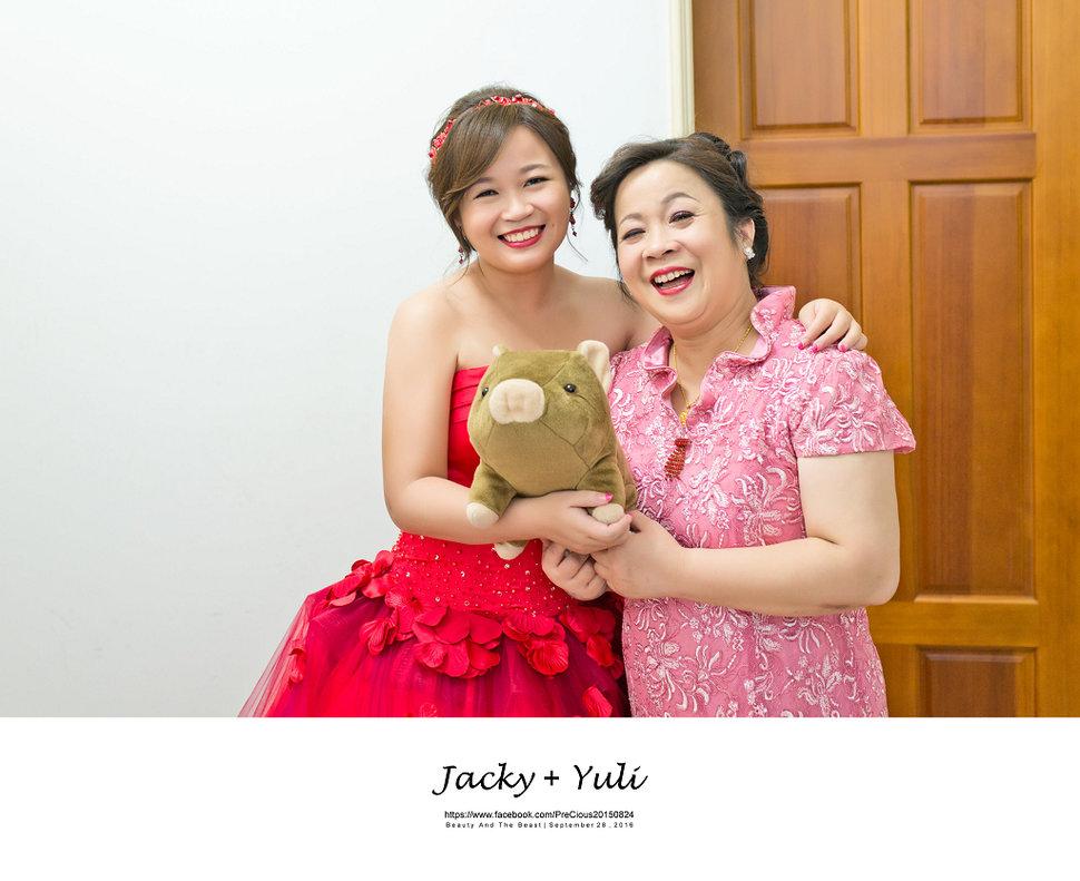 最真實的歡笑與淚水 [Jacky & Yuli 新莊新農園會館](編號:427818) - PreCious波克婚禮攝影工作室 - 結婚吧一站式婚禮服務