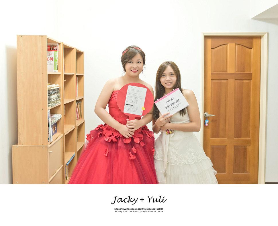 最真實的歡笑與淚水 [Jacky & Yuli 新莊新農園會館](編號:427820) - PreCious波克婚禮攝影工作室 - 結婚吧一站式婚禮服務