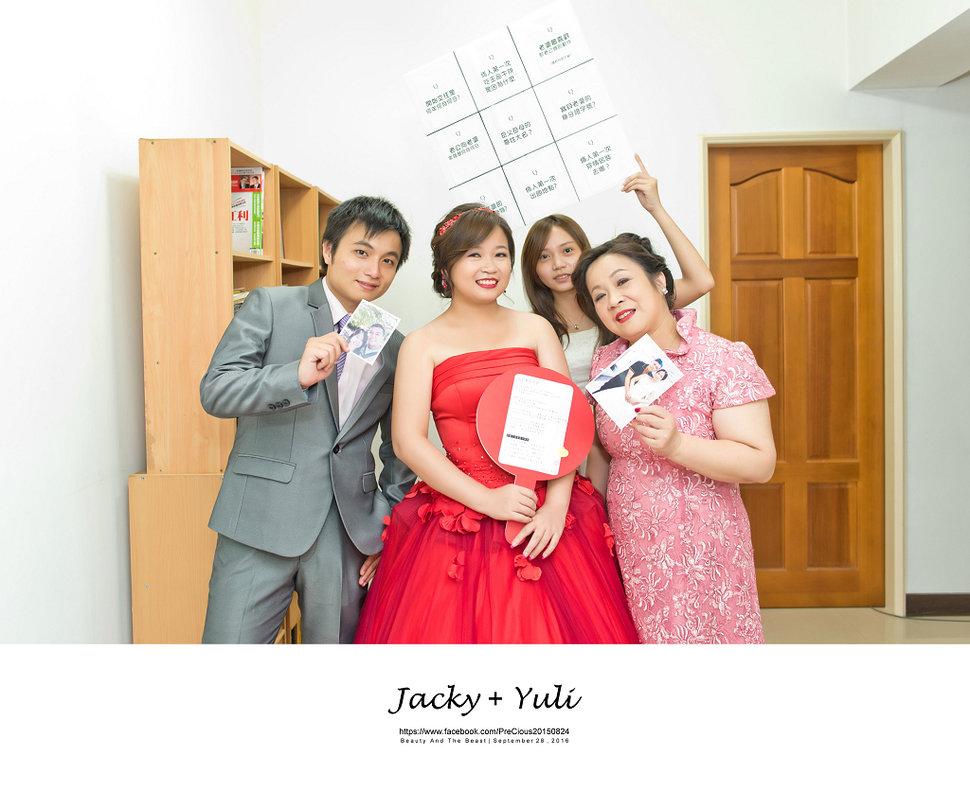 最真實的歡笑與淚水 [Jacky & Yuli 新莊新農園會館](編號:427824) - PreCious波克婚禮攝影工作室 - 結婚吧