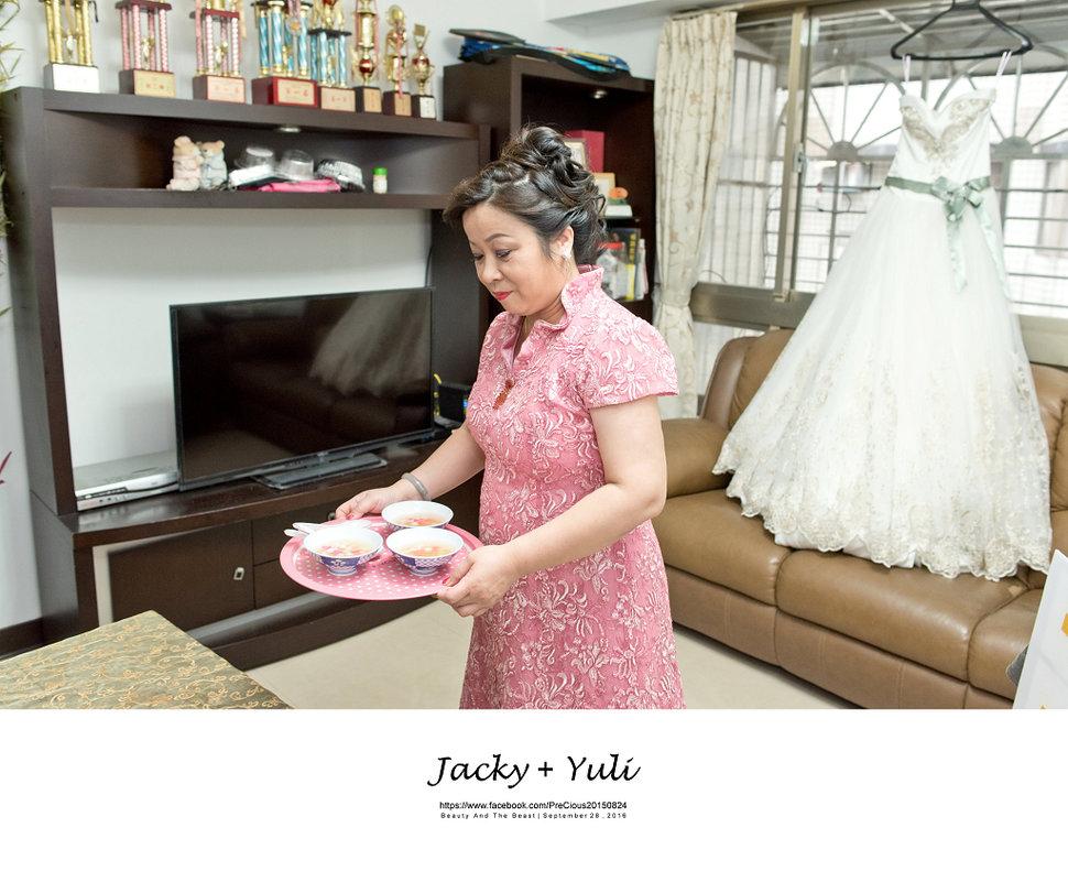 最真實的歡笑與淚水 [Jacky & Yuli 新莊新農園會館](編號:427828) - PreCious波克婚禮攝影工作室 - 結婚吧