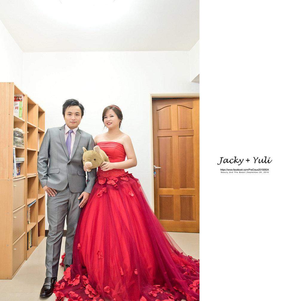 最真實的歡笑與淚水 [Jacky & Yuli 新莊新農園會館](編號:427830) - PreCious波克婚禮攝影工作室 - 結婚吧