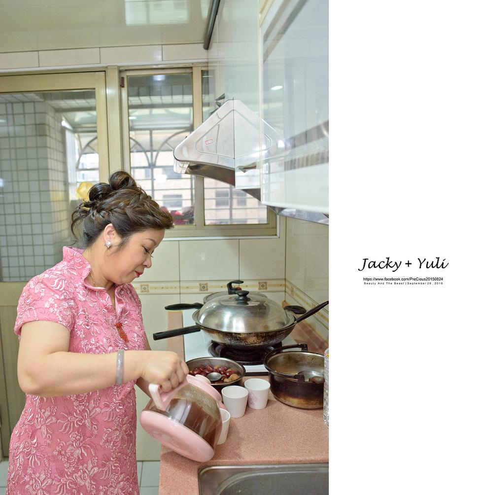 最真實的歡笑與淚水 [Jacky & Yuli 新莊新農園會館](編號:427831) - PreCious波克婚禮攝影工作室 - 結婚吧一站式婚禮服務