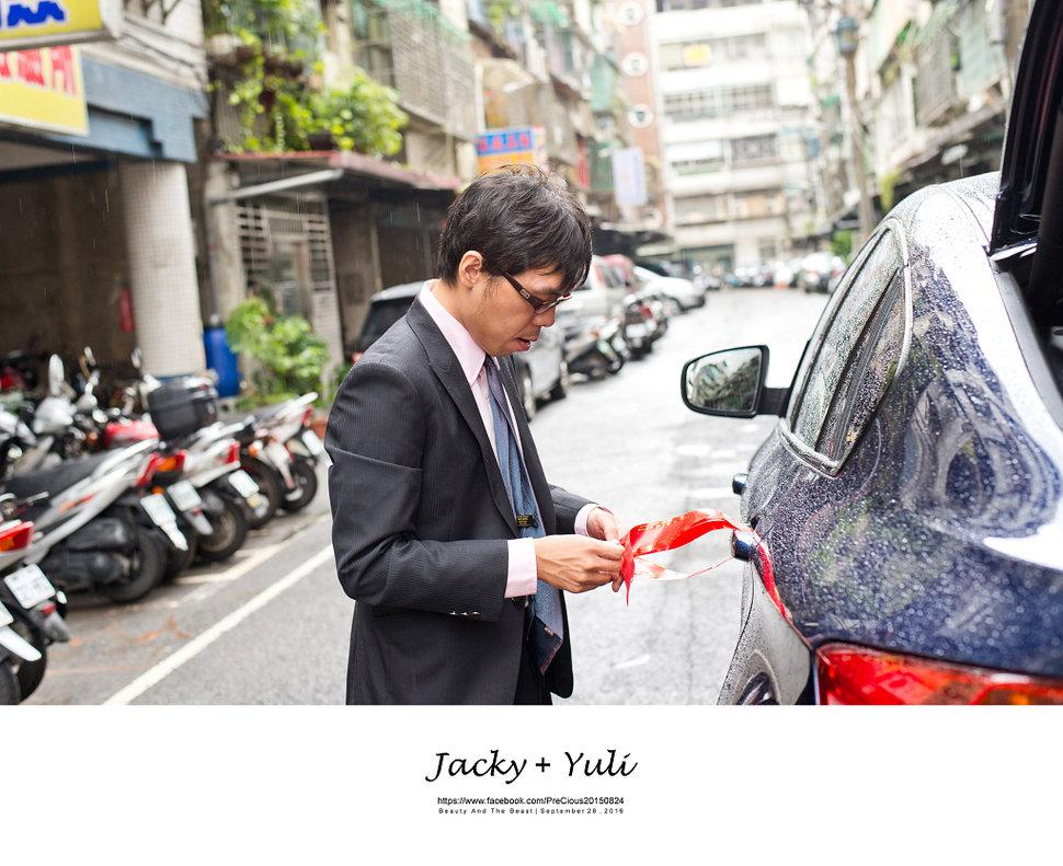 最真實的歡笑與淚水 [Jacky & Yuli 新莊新農園會館](編號:427834) - PreCious波克婚禮攝影工作室 - 結婚吧