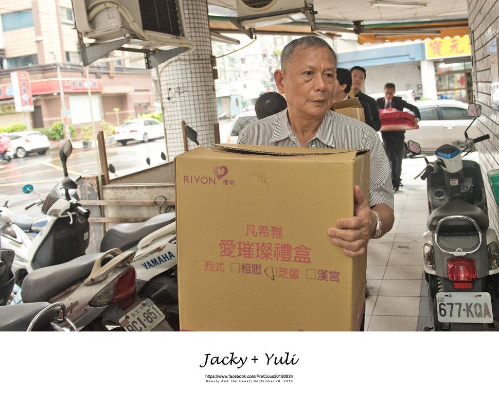 最真實的歡笑與淚水 [Jacky & Yuli 新莊新農園會館](編號:427835) - PreCious波克婚禮攝影工作室 - 結婚吧