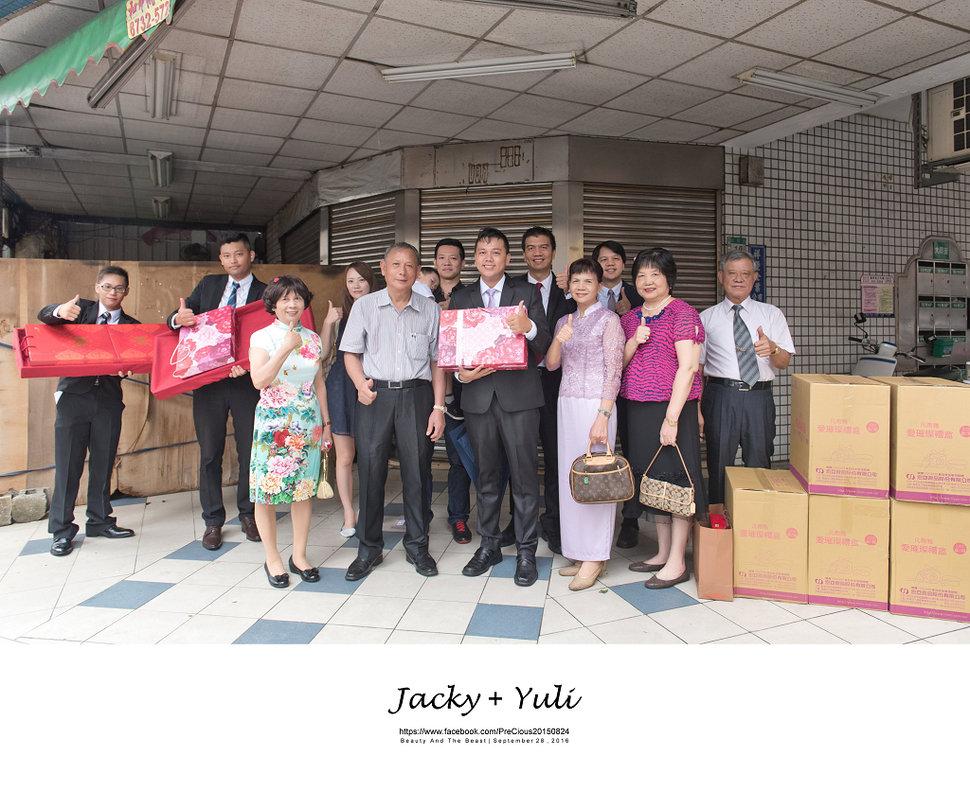 最真實的歡笑與淚水 [Jacky & Yuli 新莊新農園會館](編號:427836) - PreCious波克婚禮攝影工作室 - 結婚吧