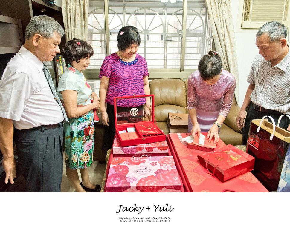 最真實的歡笑與淚水 [Jacky & Yuli 新莊新農園會館](編號:427837) - PreCious波克婚禮攝影工作室 - 結婚吧一站式婚禮服務