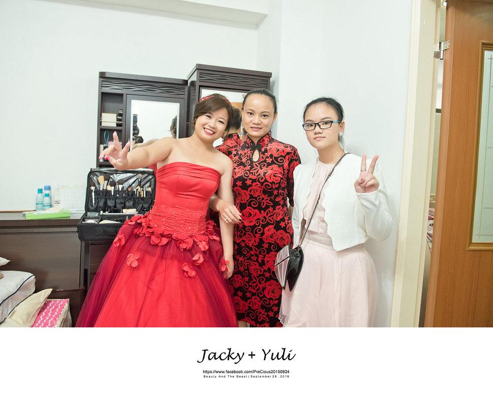 最真實的歡笑與淚水 [Jacky & Yuli 新莊新農園會館](編號:427840) - PreCious波克婚禮攝影工作室 - 結婚吧一站式婚禮服務