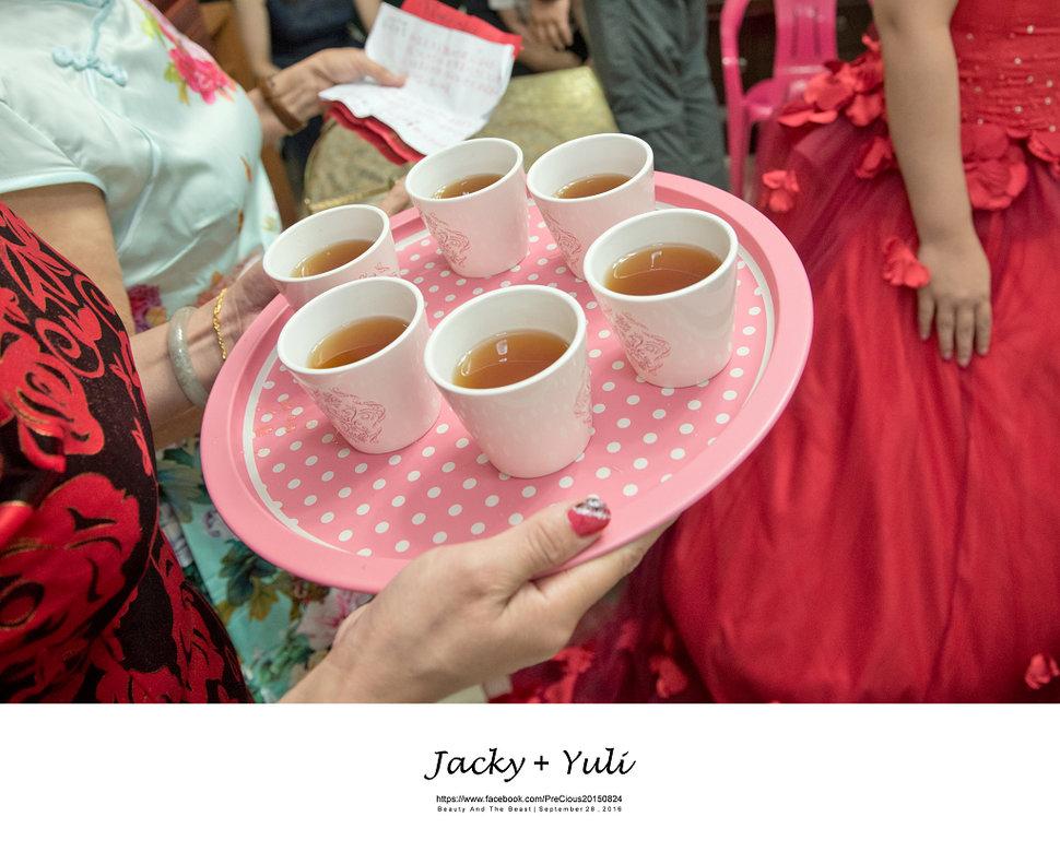 最真實的歡笑與淚水 [Jacky & Yuli 新莊新農園會館](編號:427846) - PreCious波克婚禮攝影工作室 - 結婚吧