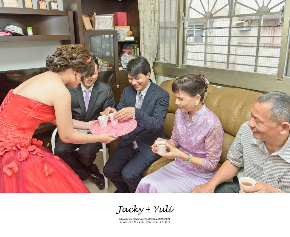最真實的歡笑與淚水 [Jacky & Yuli 新莊新農園會館](編號:427848) - PreCious波克婚禮攝影工作室 - 結婚吧