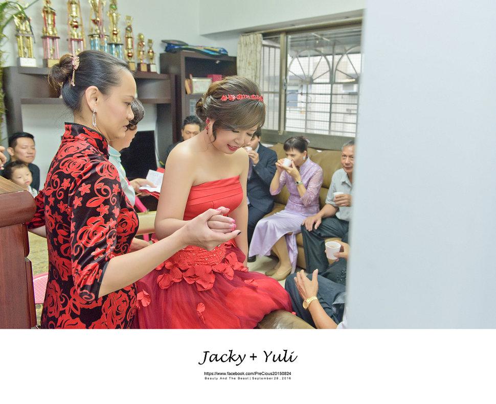 最真實的歡笑與淚水 [Jacky & Yuli 新莊新農園會館](編號:427849) - PreCious波克婚禮攝影工作室 - 結婚吧