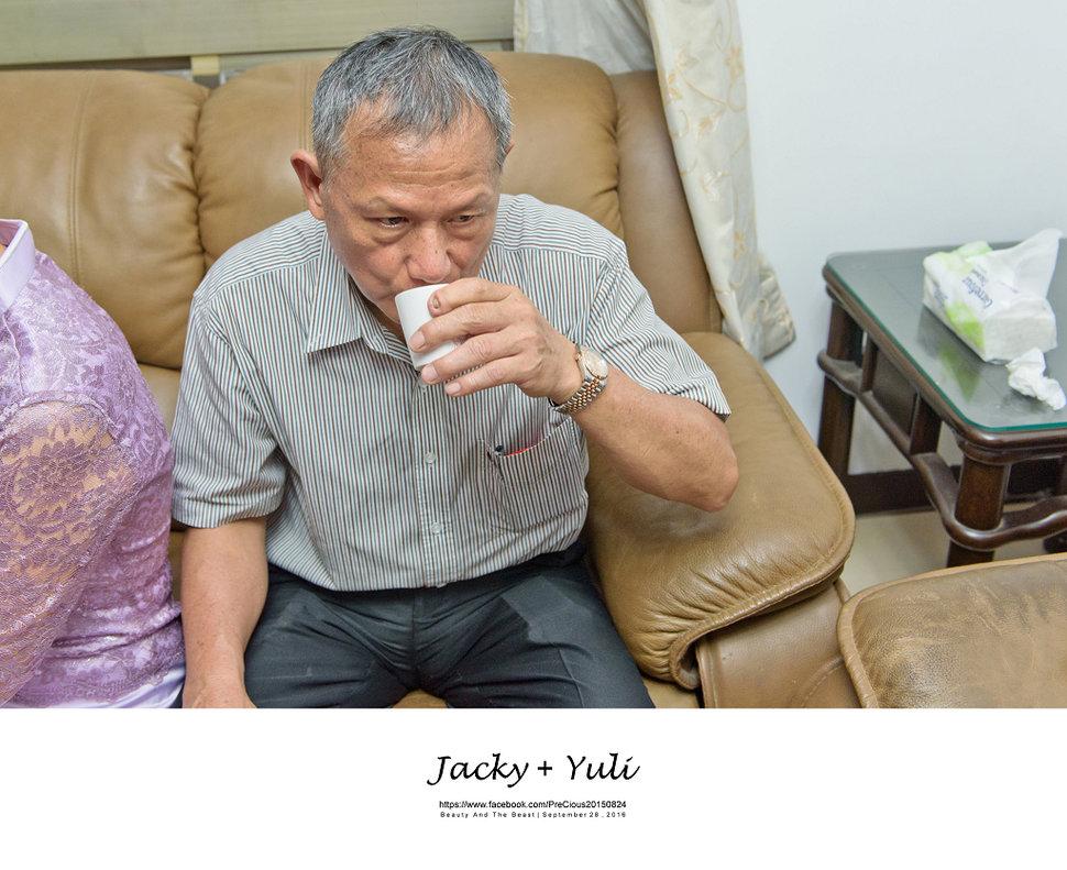 最真實的歡笑與淚水 [Jacky & Yuli 新莊新農園會館](編號:427852) - PreCious波克婚禮攝影工作室 - 結婚吧一站式婚禮服務