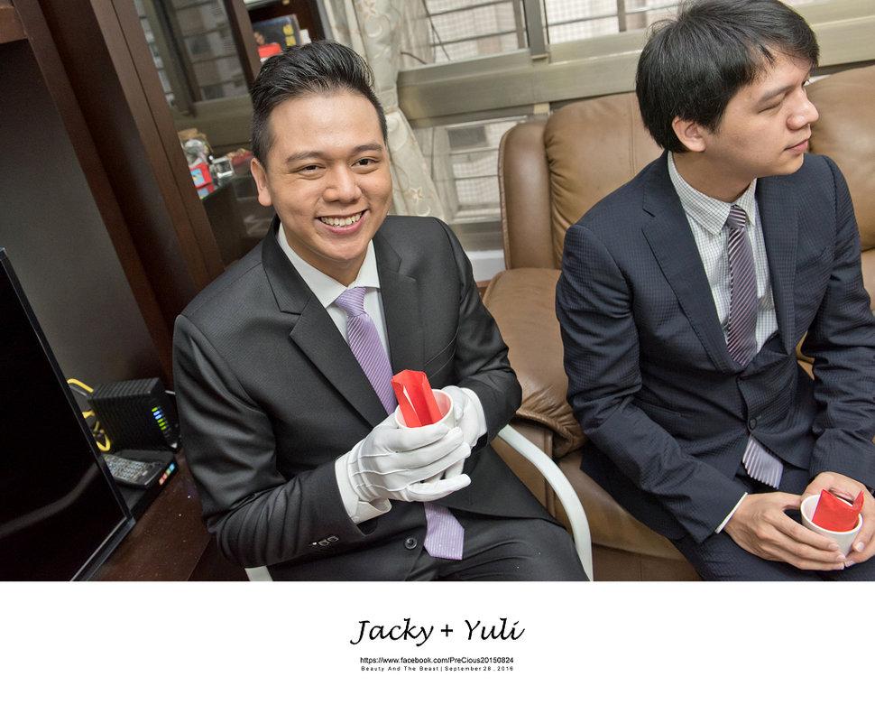 最真實的歡笑與淚水 [Jacky & Yuli 新莊新農園會館](編號:427854) - PreCious波克婚禮攝影工作室 - 結婚吧