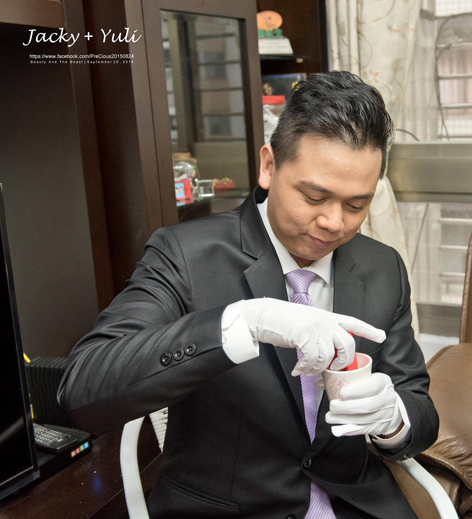 最真實的歡笑與淚水 [Jacky & Yuli 新莊新農園會館](編號:427855) - PreCious波克婚禮攝影工作室 - 結婚吧一站式婚禮服務