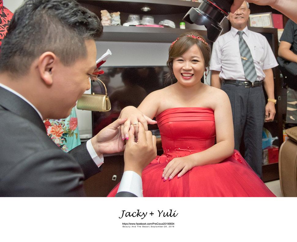 最真實的歡笑與淚水 [Jacky & Yuli 新莊新農園會館](編號:427857) - PreCious波克婚禮攝影工作室 - 結婚吧