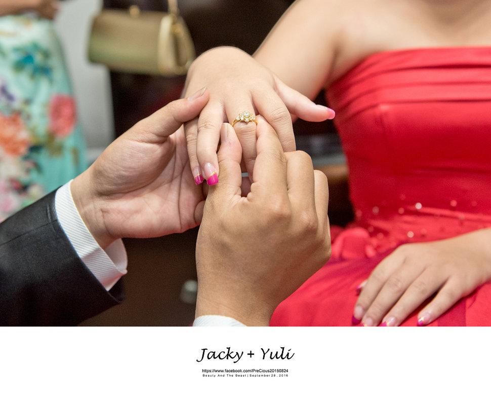 最真實的歡笑與淚水 [Jacky & Yuli 新莊新農園會館](編號:427858) - PreCious波克婚禮攝影工作室 - 結婚吧