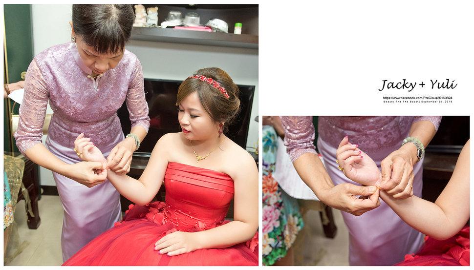 最真實的歡笑與淚水 [Jacky & Yuli 新莊新農園會館](編號:427862) - PreCious波克婚禮攝影工作室 - 結婚吧一站式婚禮服務