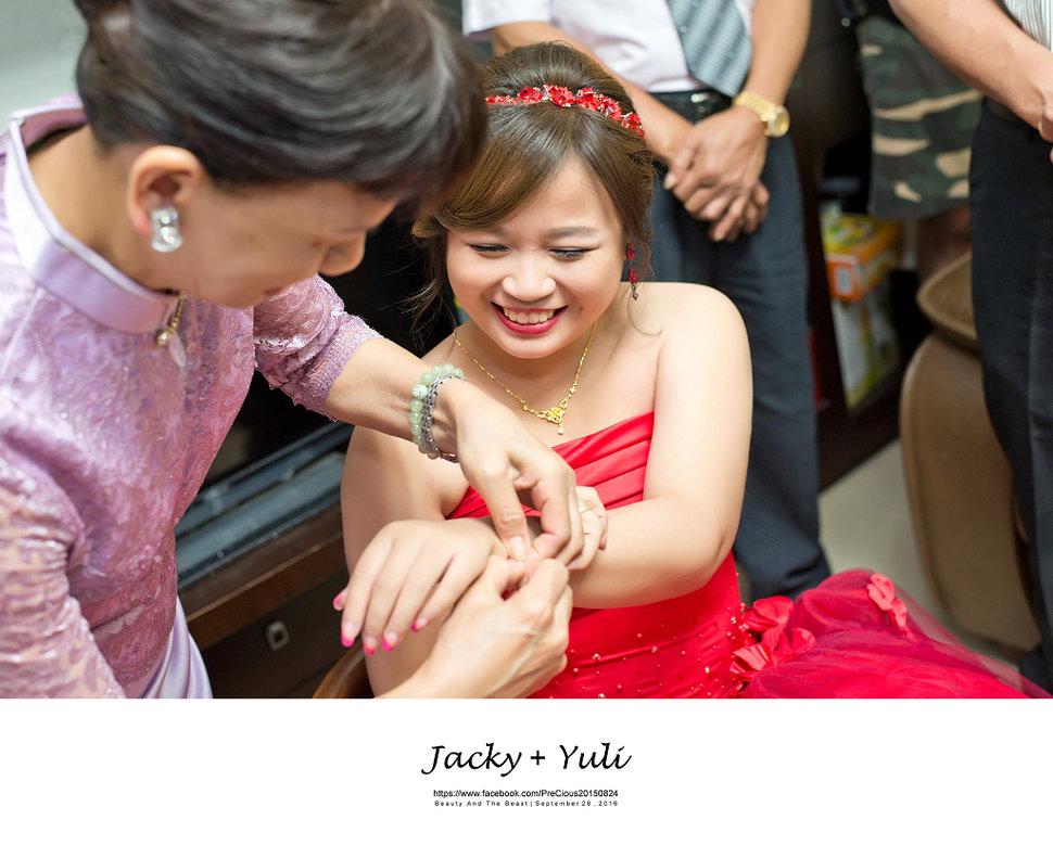 最真實的歡笑與淚水 [Jacky & Yuli 新莊新農園會館](編號:427864) - PreCious波克婚禮攝影工作室 - 結婚吧一站式婚禮服務