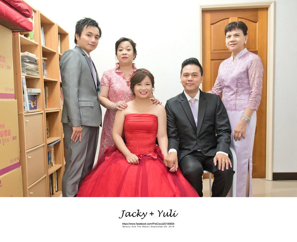 最真實的歡笑與淚水 [Jacky & Yuli 新莊新農園會館](編號:427866) - PreCious波克婚禮攝影工作室 - 結婚吧