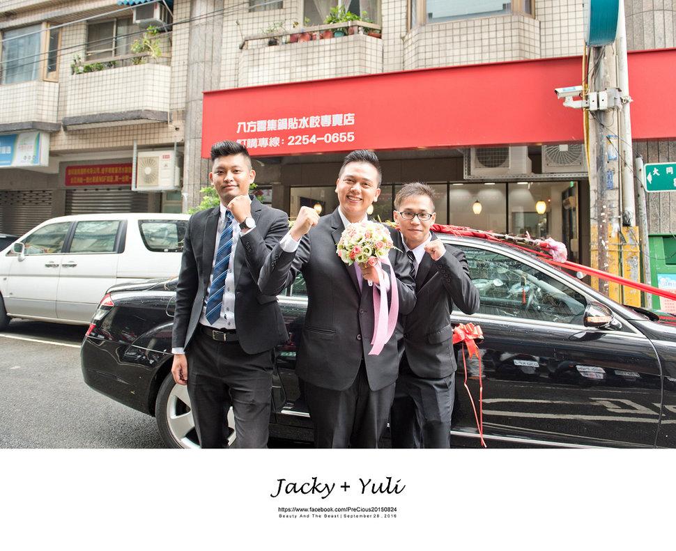 最真實的歡笑與淚水 [Jacky & Yuli 新莊新農園會館](編號:427871) - PreCious波克婚禮攝影工作室 - 結婚吧
