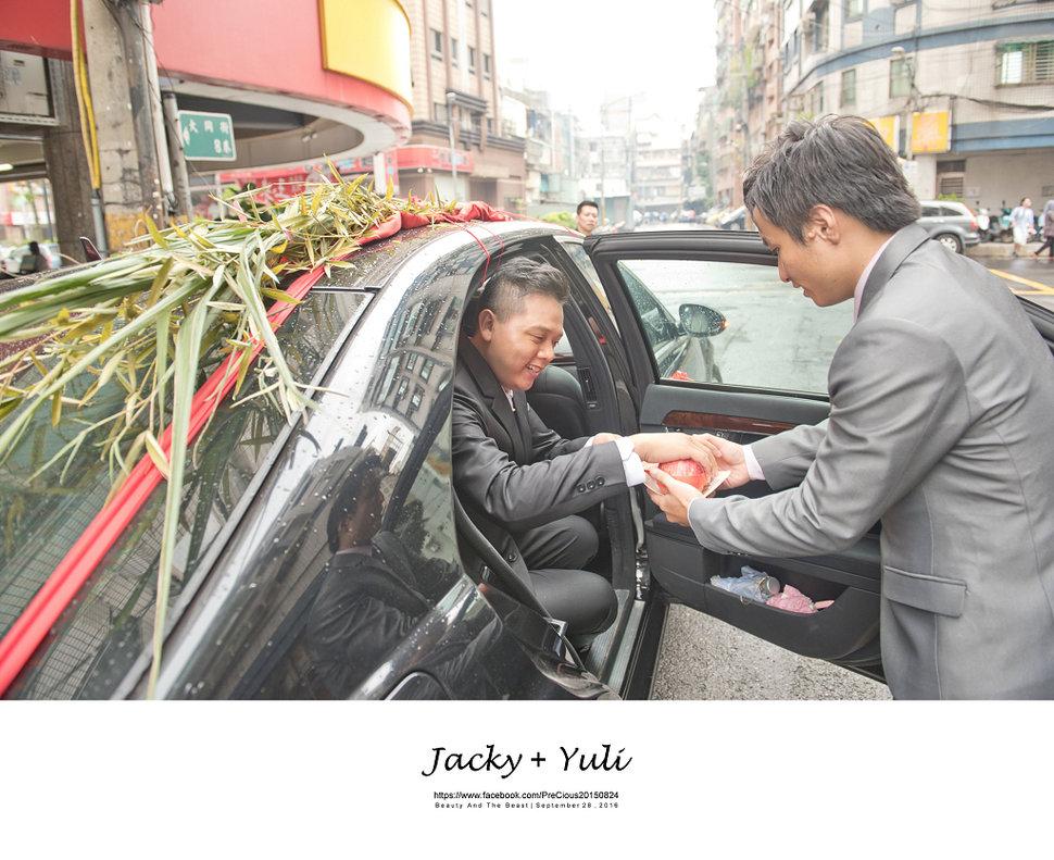 最真實的歡笑與淚水 [Jacky & Yuli 新莊新農園會館](編號:427872) - PreCious波克婚禮攝影工作室 - 結婚吧一站式婚禮服務