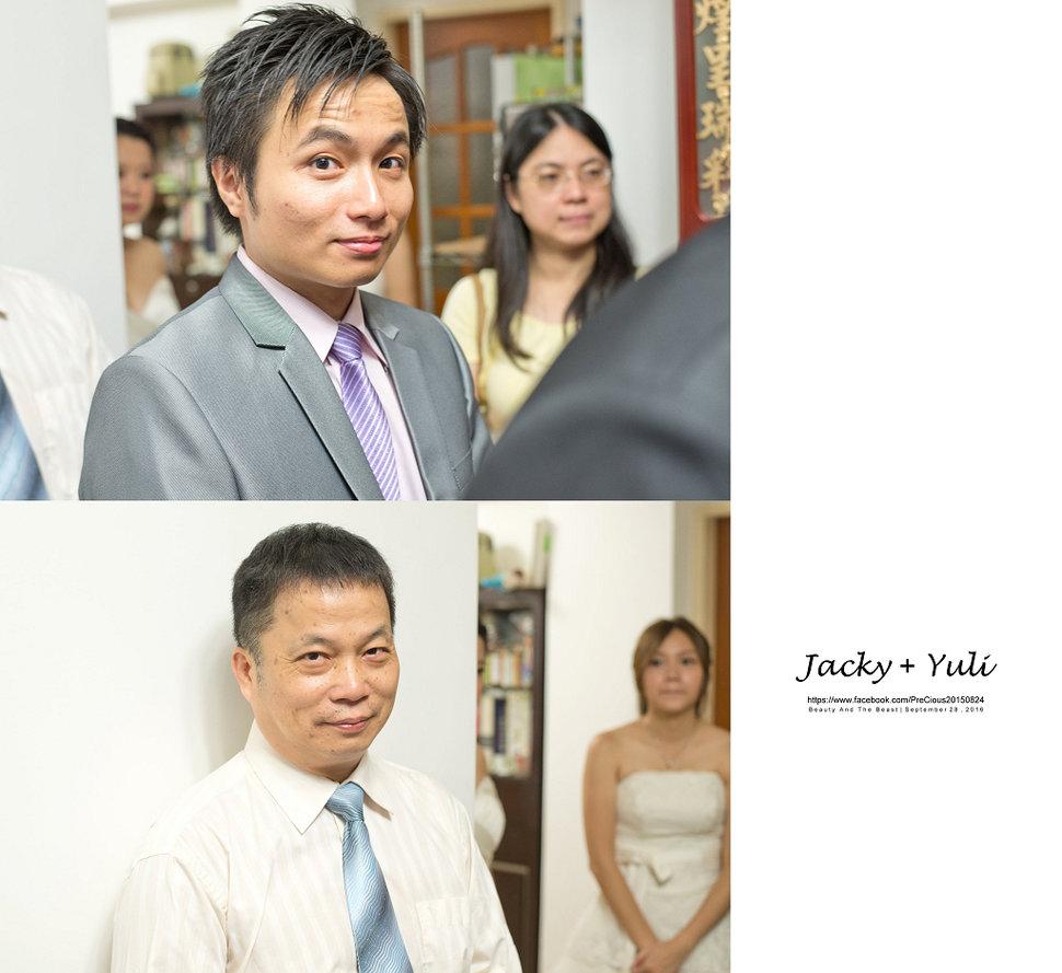 最真實的歡笑與淚水 [Jacky & Yuli 新莊新農園會館](編號:427873) - PreCious波克婚禮攝影工作室 - 結婚吧