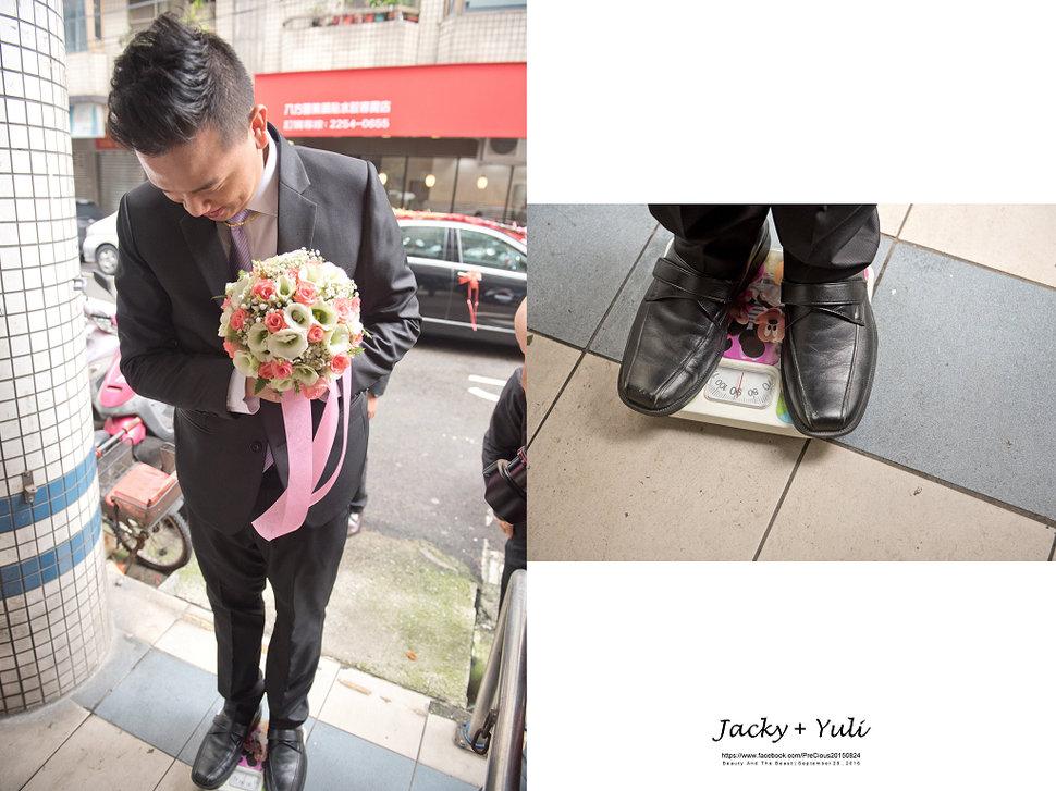 最真實的歡笑與淚水 [Jacky & Yuli 新莊新農園會館](編號:427876) - PreCious波克婚禮攝影工作室 - 結婚吧