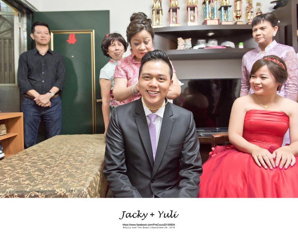 最真實的歡笑與淚水 [Jacky & Yuli 新莊新農園會館](編號:427878) - PreCious波克婚禮攝影工作室 - 結婚吧