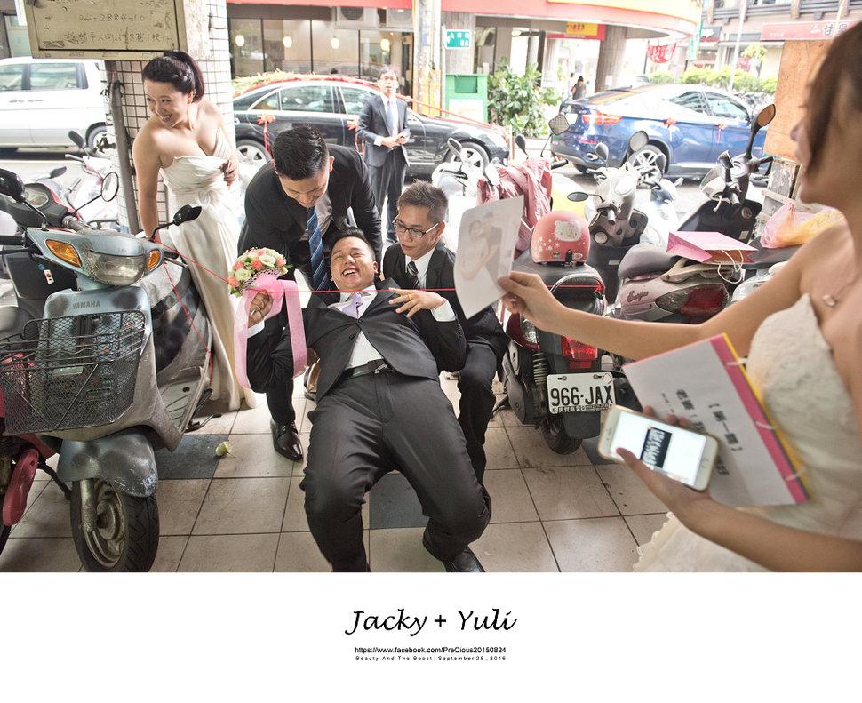 最真實的歡笑與淚水 [Jacky & Yuli 新莊新農園會館](編號:427882) - PreCious波克婚禮攝影工作室 - 結婚吧一站式婚禮服務