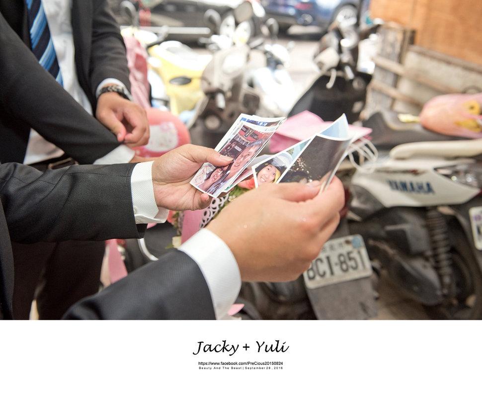 最真實的歡笑與淚水 [Jacky & Yuli 新莊新農園會館](編號:427883) - PreCious波克婚禮攝影工作室 - 結婚吧一站式婚禮服務