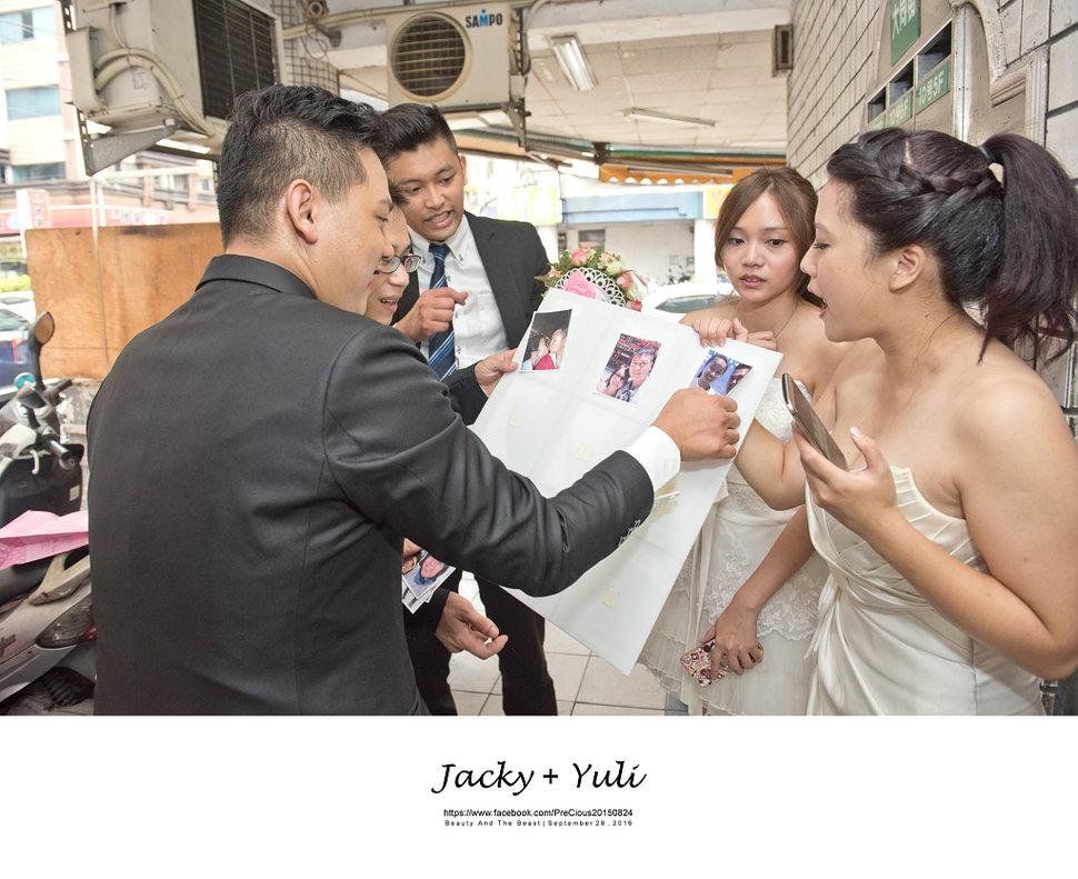 最真實的歡笑與淚水 [Jacky & Yuli 新莊新農園會館](編號:427885) - PreCious波克婚禮攝影工作室 - 結婚吧