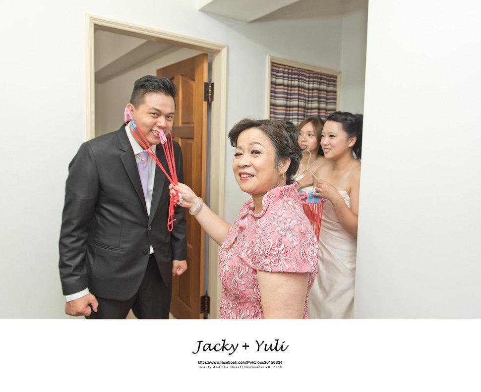 最真實的歡笑與淚水 [Jacky & Yuli 新莊新農園會館](編號:427891) - PreCious波克婚禮攝影工作室 - 結婚吧