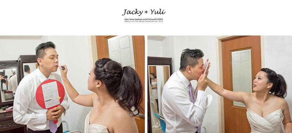 最真實的歡笑與淚水 [Jacky & Yuli 新莊新農園會館](編號:427894) - PreCious波克婚禮攝影工作室 - 結婚吧一站式婚禮服務