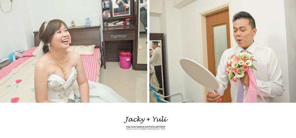 最真實的歡笑與淚水 [Jacky & Yuli 新莊新農園會館](編號:427895) - PreCious波克婚禮攝影工作室 - 結婚吧