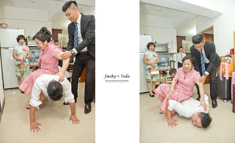 最真實的歡笑與淚水 [Jacky & Yuli 新莊新農園會館](編號:427896) - PreCious波克婚禮攝影工作室 - 結婚吧一站式婚禮服務