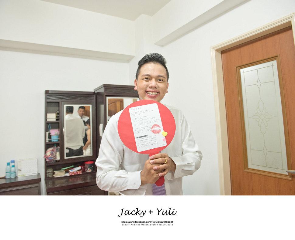 最真實的歡笑與淚水 [Jacky & Yuli 新莊新農園會館](編號:427899) - PreCious波克婚禮攝影工作室 - 結婚吧