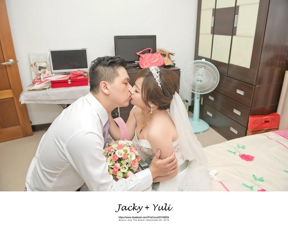 最真實的歡笑與淚水 [Jacky & Yuli 新莊新農園會館](編號:427900) - PreCious波克婚禮攝影工作室 - 結婚吧
