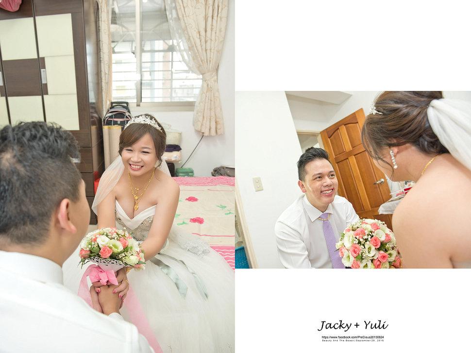 最真實的歡笑與淚水 [Jacky & Yuli 新莊新農園會館](編號:427901) - PreCious波克婚禮攝影工作室 - 結婚吧