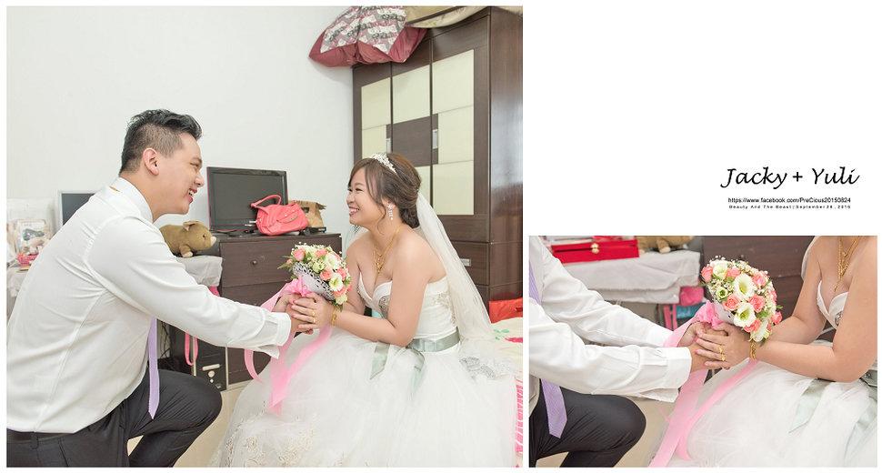 最真實的歡笑與淚水 [Jacky & Yuli 新莊新農園會館](編號:427903) - PreCious波克婚禮攝影工作室 - 結婚吧一站式婚禮服務