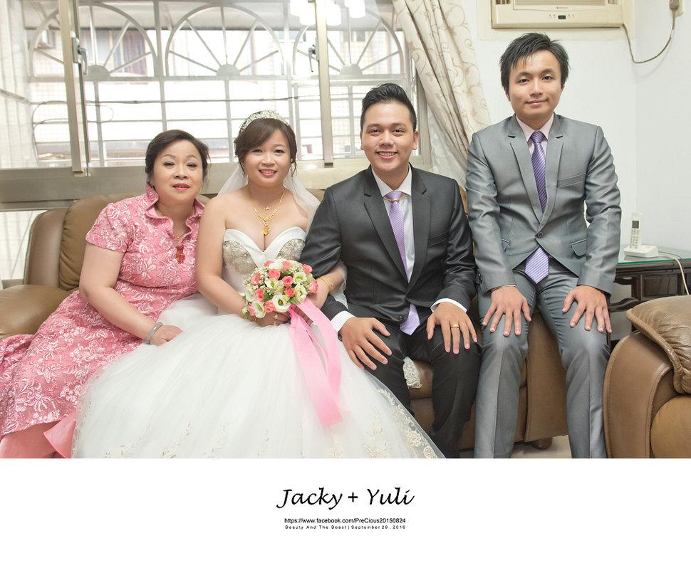 最真實的歡笑與淚水 [Jacky & Yuli 新莊新農園會館](編號:427905) - PreCious波克婚禮攝影工作室 - 結婚吧