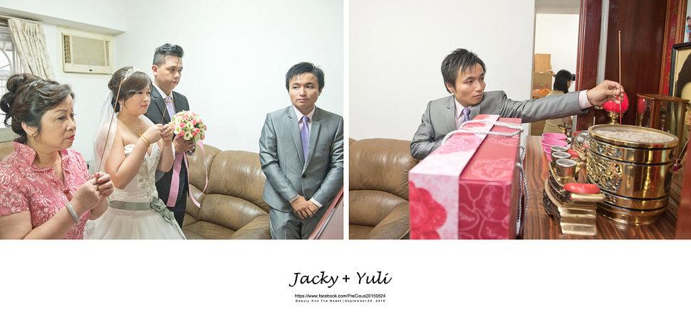 最真實的歡笑與淚水 [Jacky & Yuli 新莊新農園會館](編號:427906) - PreCious波克婚禮攝影工作室 - 結婚吧一站式婚禮服務